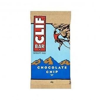 Clif Bar - Clif Bar Chocolate Chip 68g (12 pack)