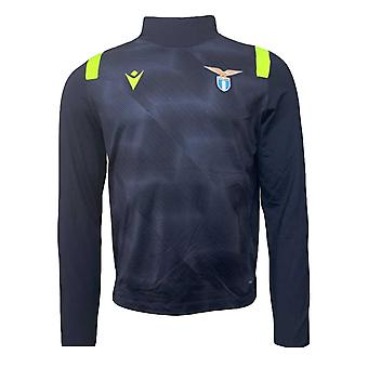 2020-2021 Lazio Poly Training High Neck Sweatshirt