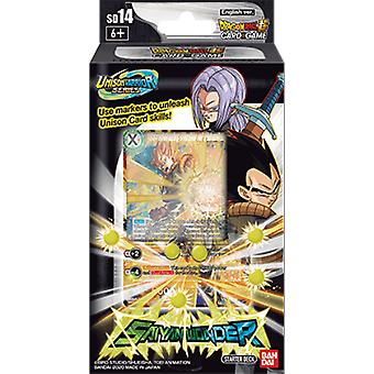 Dragon Ball Super CG: Starter Deck 14 - Saiyan Wonder