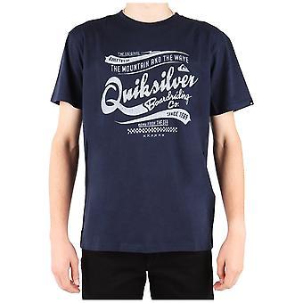 Quiksilver EQYZT03124BYJ0 universal ympäri vuoden miesten t-paita