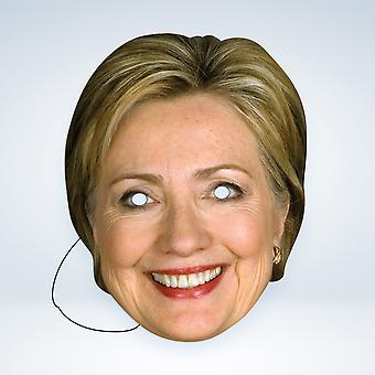 Mask-arade Hilary Clinton Party Mask
