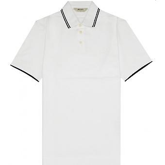 Z Zegna Cotton Polo