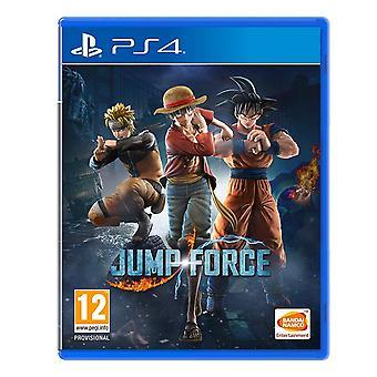 Jeu de Jump Force PS4