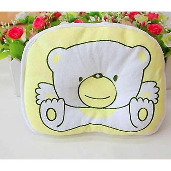Anti Roll, Flat Head Prevent Memory Foam Pillow For Infants