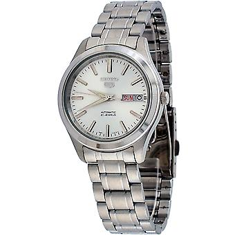Seiko 5 Gent Watch SNKM41K1 - Stainless Steel Gents Automatic Analogue