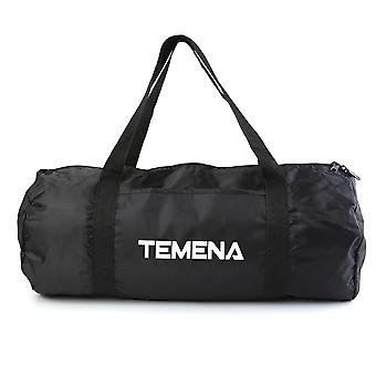 Nylon Women Men Travel Sports Gym Shoulder Bag, Large Waterproof Nylon