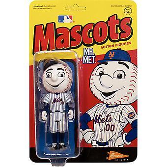 Mlb Mascot Reaction - Mr. Met (New York Mets) USA import