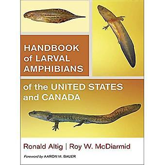 Yhdysvaltain ja Kanadan toukkien sammakkoeläinten käsikirja