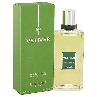 Vetiver Guerlain Cologne by Guerlain EDT 100ml