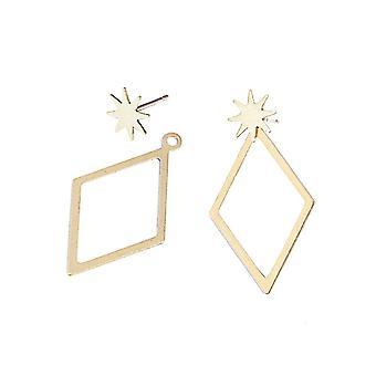 Diamond Jackets Earring