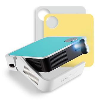 Viewsonic m1 mini ultra-hordozható led zseb projektor gyerekeknek's szórakozás jbl hangszórók
