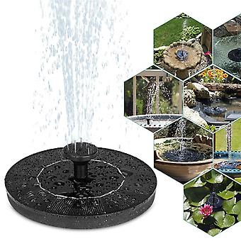 Solar Power Water Fountain Pump Solar Fontein Bird Fountain Water Floating Fountain Pond Garden Patio Decor Lawn Decoration
