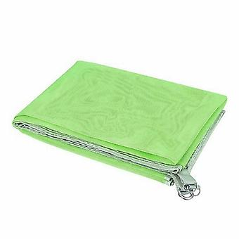 Haven Magic Beach Anti Sand Mat With Multi Weave Technology, Green