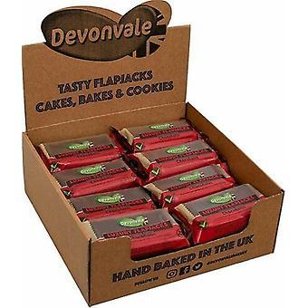 Devonvale Chocoholic Flapjacks 95g x24