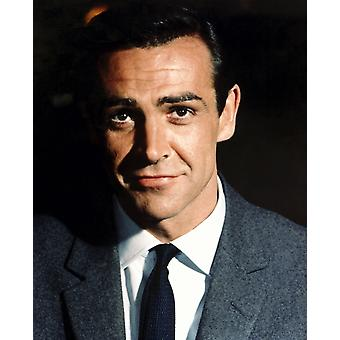 Goldfinger Sean Connery 1964 Photo Print