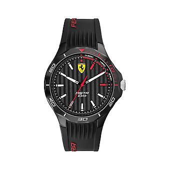 Scuderia Ferrari - Polshorloge - Mannen - Quartz - Pista - 830780