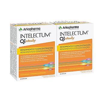 Intelectum Study Pack 60 kapsler