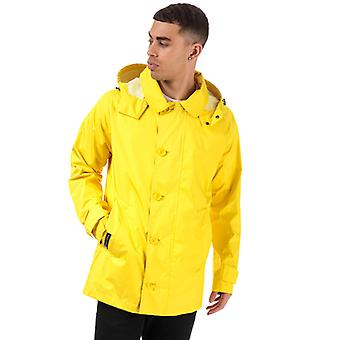 Men's Henri Lloyd Summer Consort Polytaslon Jacket in Yellow