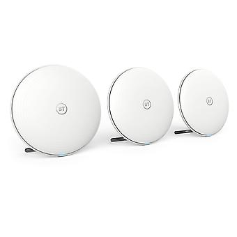 Bt whole home wi-fi, pack of 3 discs, mesh wi-fi for seamless, speedy (ac2600) connection, wi-fi eve