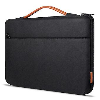 Inateck 15-15.6 inch shock resistant laptop sleeve case briefcase bag water resistant for laptops, n