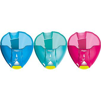 Maped igloo eject pencil sharpener (assorted colours)