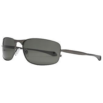 Freedom Flex Hinge Sunglasses - Gunmetal Grey