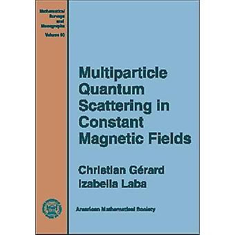 Multiparticle Quantum Scattering in Constant Magnetic Fields by Chris