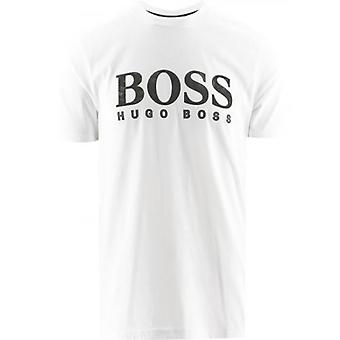 BOSS White TLogo 21 T-Shirt
