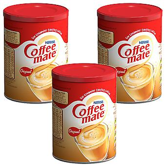 3 x 200g Original Kaffee Whitener Hot Drink Trockenmilch Instant Powder Low Fat Tea Mixer