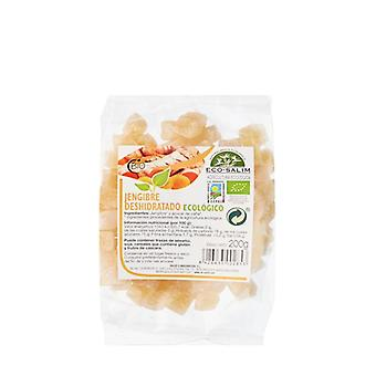 Eco Dried Ginger 200 g
