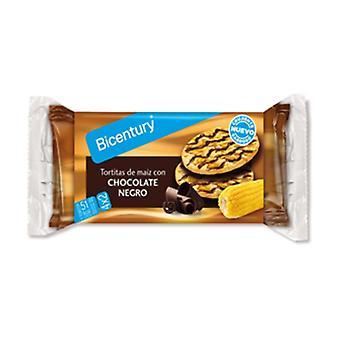 4x2 Dark Chocolate Corn Cakes 90,4 g