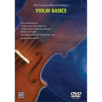 Ultimate Beginner Series: Nozioni di base sul violino