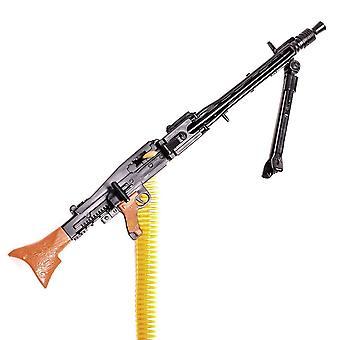 Giocattolo modello mitragliatrice in scala 1/6