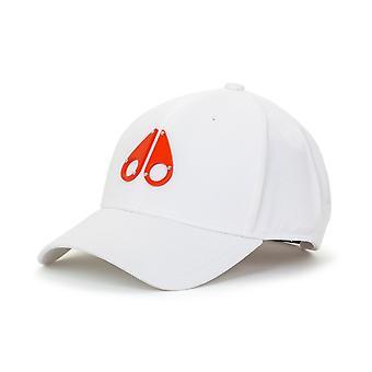 Moose Knuckles Meteors Logo Cap - White
