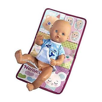 Baby doll with accessories nenuco oops what a wee! famosa (35 cm)