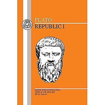 Republic: Bk.1 (BCP Greek Texts)