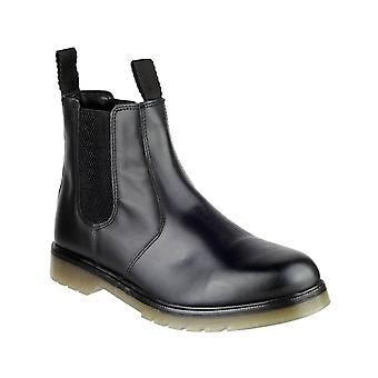 Amblers colchester chelsea boots womens