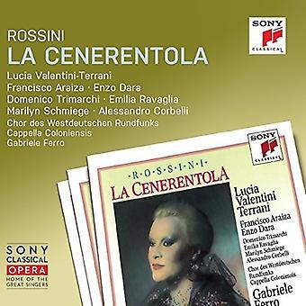 Rossini / Ferro, Gabriele - Rossini: La Cenerentola [CD] USA import