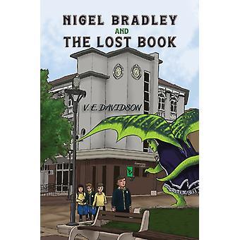 Nigel Bradley e o Livro Perdido por V. E. Davidson