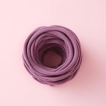 12 pezzi/lotto elastico neonato in nylon fasce