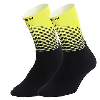 Bicycle Racing Running Breathable Sport Socks