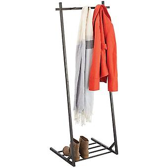 Gerui Coat Rack — Shoe Stand and Hanging Rack for Hallways and Entranceways — Versatile