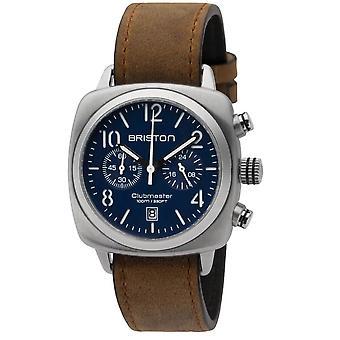 Briston 16140.S.C.15.LVBR Clubmaster Classic Wristwatch