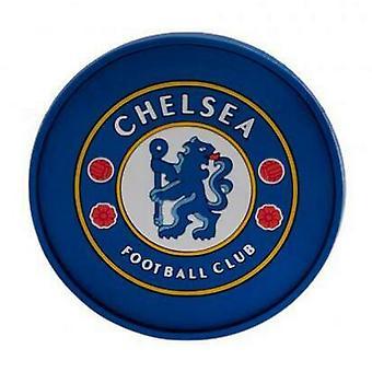 Chelsea FC Crest enda silikon Coaster