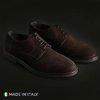 Duca di morrone - o58d_camoscio - calzado hombre