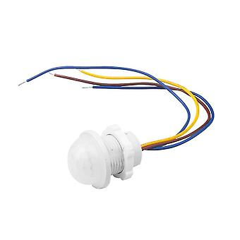 110v 220v interruptor de luz Pir detector de sensores led interruptor inteligente