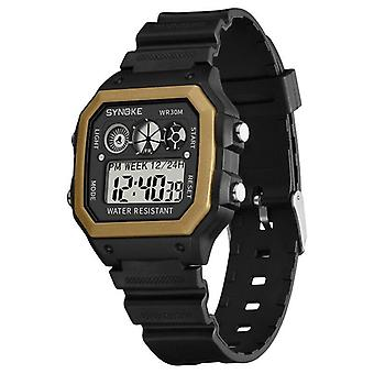 Men Digital Waterproof Electronic Sport Watch