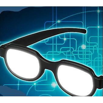 Led Light Glasses Carnaval Party Online Show Requisiten
