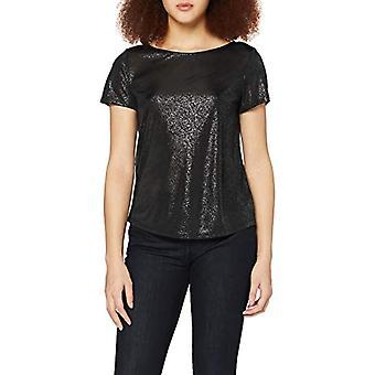 edc av Esprit 110CC1K308 T-Shirt, 001/BLACK, XL Women