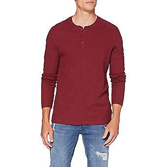 Springfield 3ip Estruc Doble Panadero-c/69 T-Shirt, Brown (Maroon 69), Small Man
